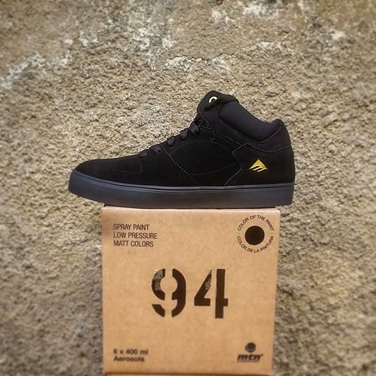 EMERICA HSU G6 TOTAL BLACK