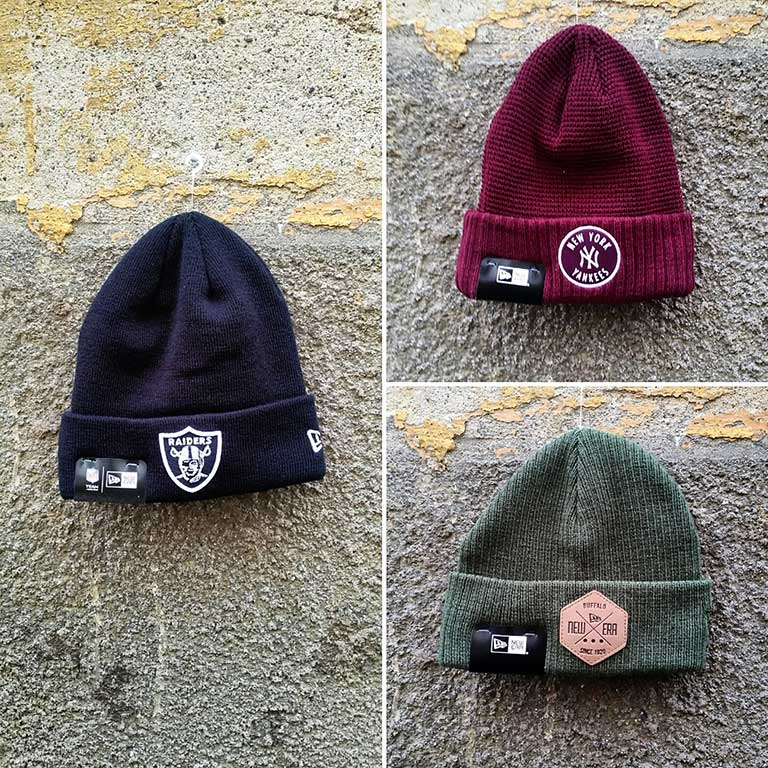 BEANIE BY NEW ERA