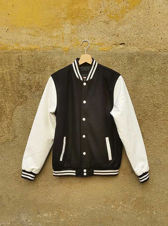 College jacket by URBAN CLASSIC