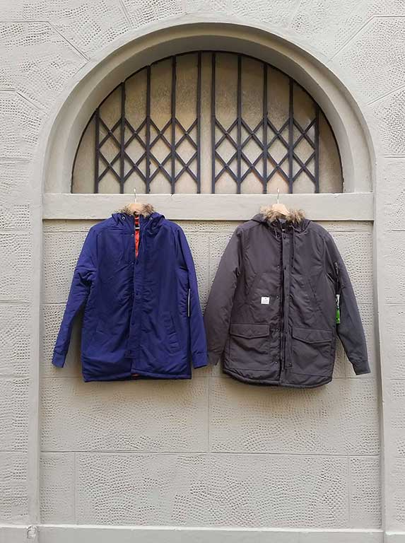 PARKA JACKETS BY EMERICA