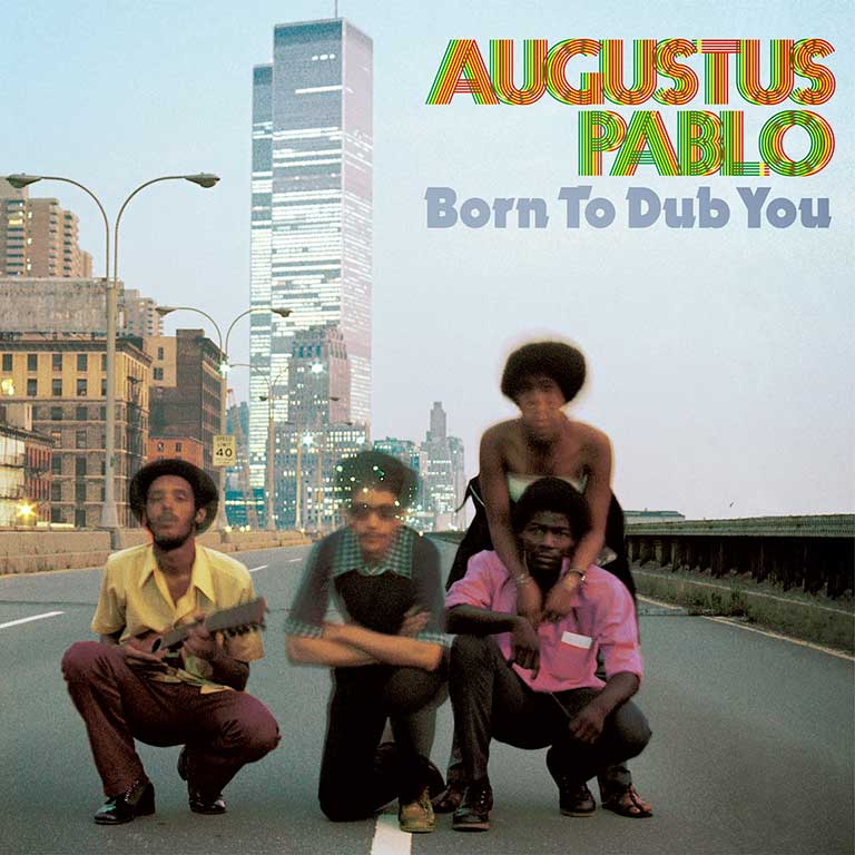 AUGUSTUS PABLO – BORN TO DUB