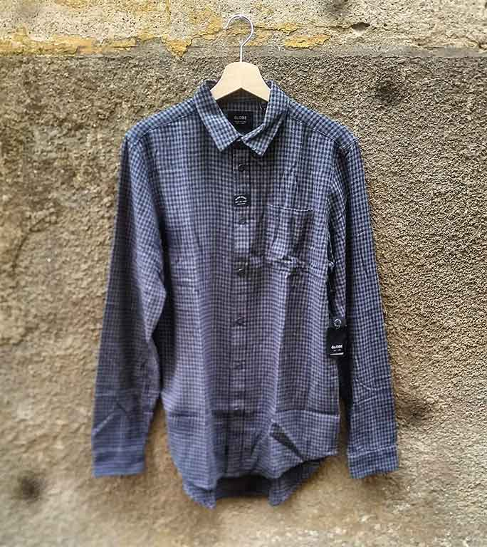 CAMICIA BARKLY BY GLOBE IN SALDO