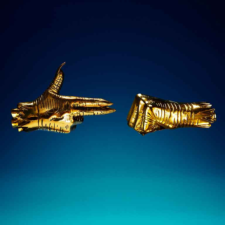 RUN THE JEWELS – 3 (GOLD EDITION)