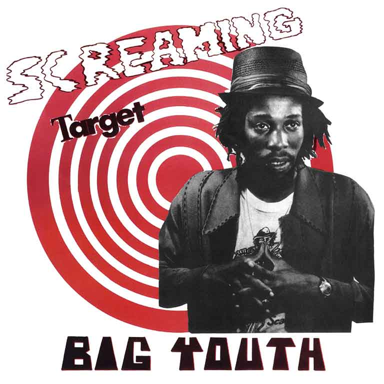 BIG YOUTH – SCREAMING TARGET