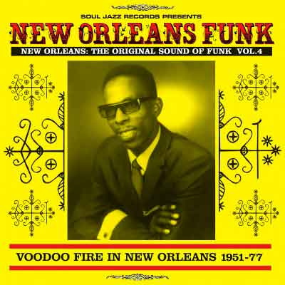 VVAA – NEW ORLEANS FUNK 4