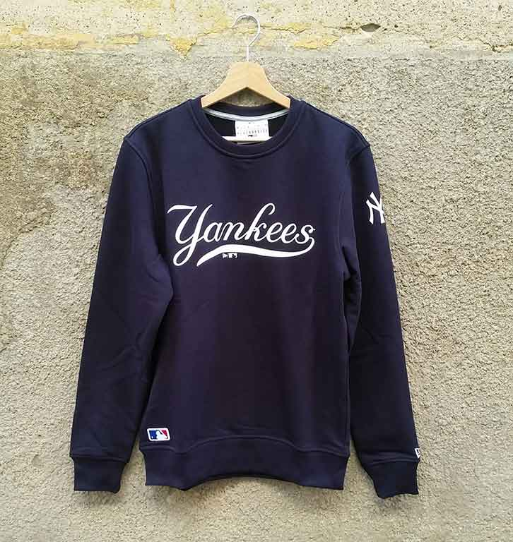 FELPA YANKEES NEW ERA
