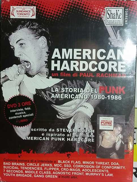 AMERICAN HARDCORE – DVD