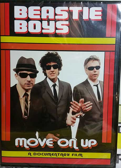 BEASTIE BOYS – MOVE ON UP – DVD