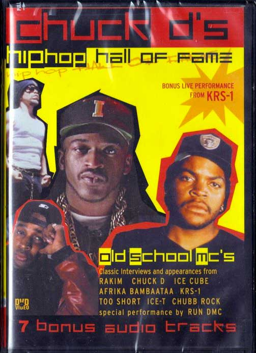 CHUCK D'S HIP HOP HALL OF FAME – DVD
