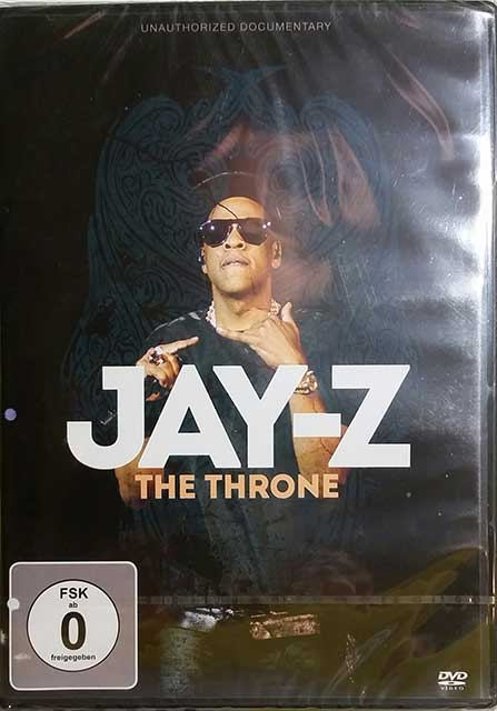 JAY-Z THE THRONE – DVD