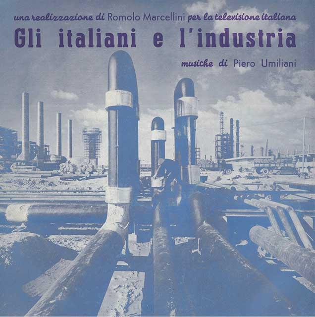 PIERO UMILIANI – GLI ITALIANI E L'INDUSTRIA LP