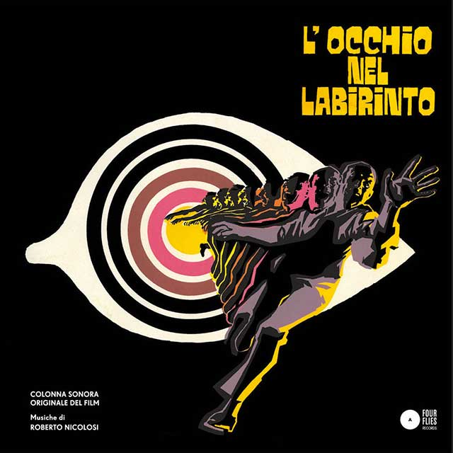 ROBERTO NICOLOSI – L'OCCHIO NEL LABIRINTO LP