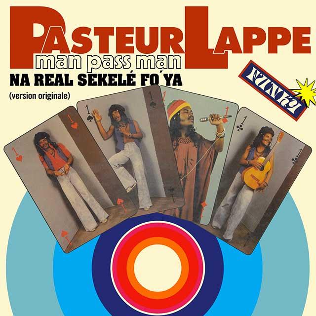 PASTEUR LAPPE – NA MAN PASS MAN LP