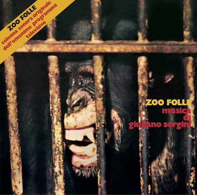 GIULIANO SORGINI – ZOO FOLLE LP