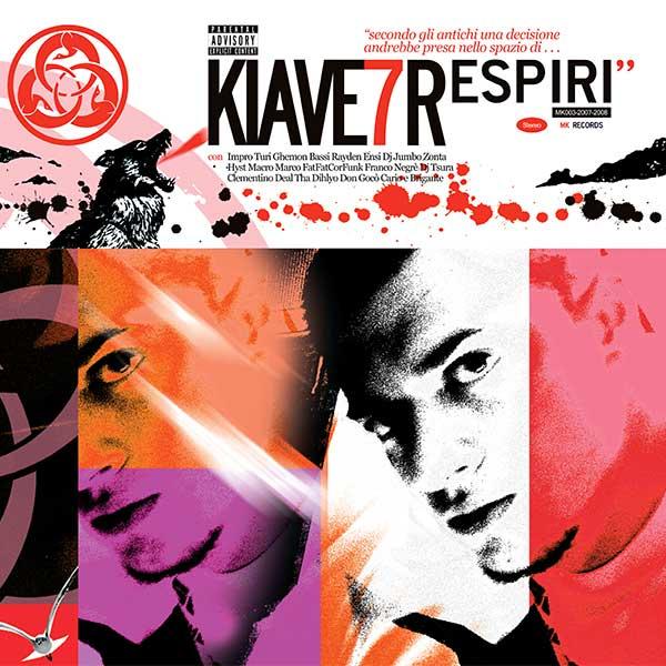 KIAVE – 7 RESPIRI LP