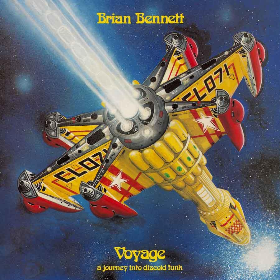 BRIAN BENNETT – VOYAGE LP