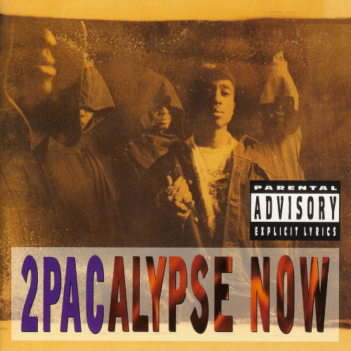 2Pac ‎– 2Pacalypse Now LP