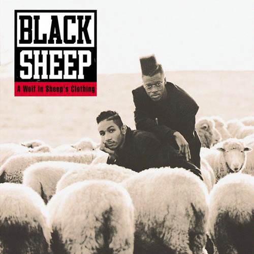 Black Sheep ‎– A Wolf In Sheep's Clothing LP