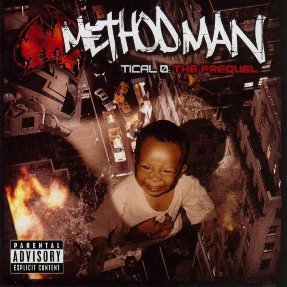 Method Man – Tical 0: The Prequel LP