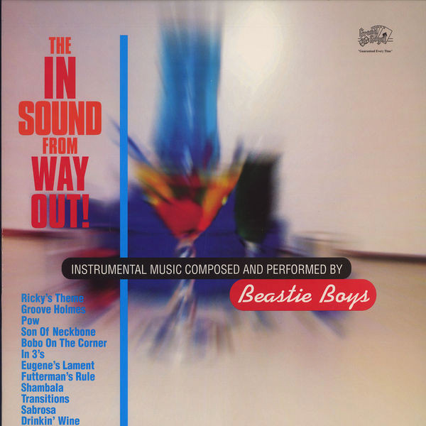 Beastie Boys ‎– The In Sound From Way Out! LP