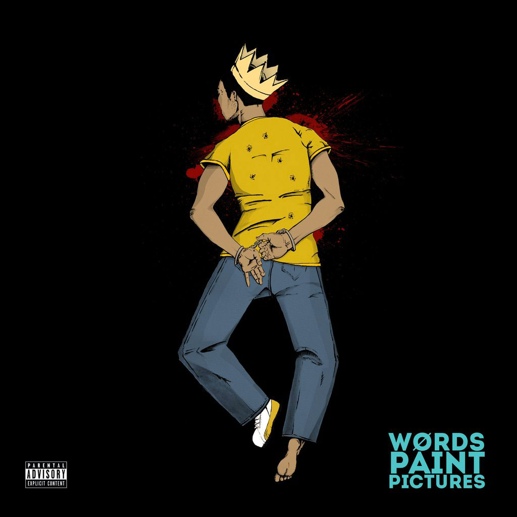 Rapper Big Pooh ‎– Words Paint Pictures LP