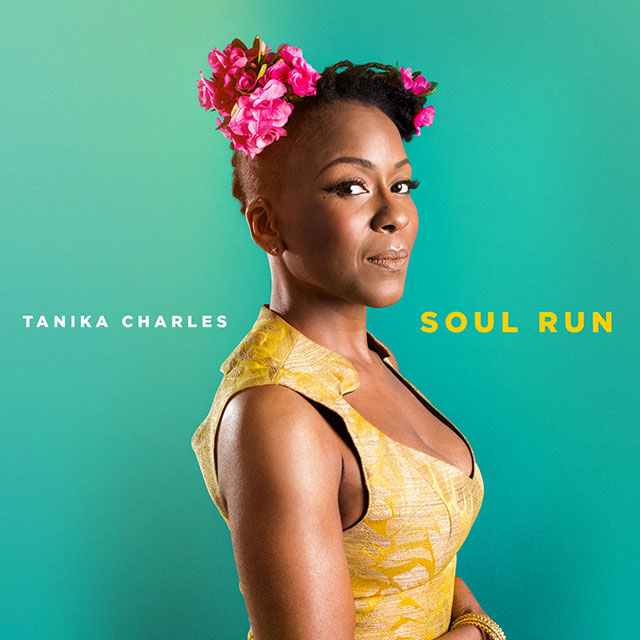 TANIKA CARLES – SOUL RUN LP