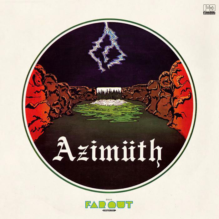 AZYMUTH – AZYMUTH LP
