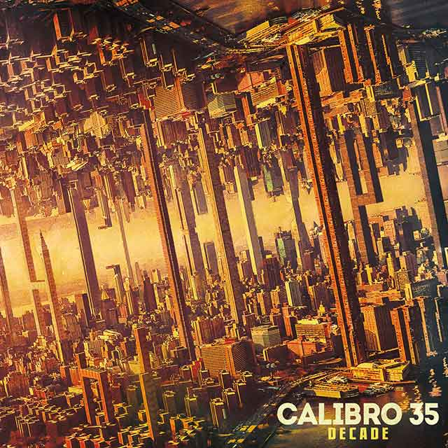 CALIBRO 35 – DECADE LP