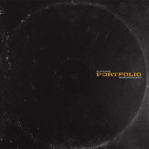 DJ ARGENTO – PORTFOLIO (INSTRUMETAL) LP