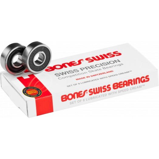 Cuscinetti da skate Bones Swiss