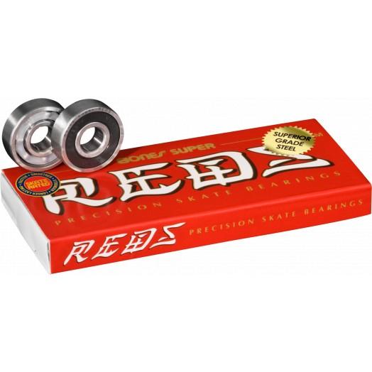 Cuscinetti da skate Bones Super Reds
