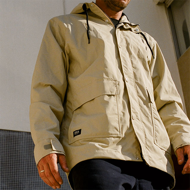 GLOBE THERMAL UTILITY JACKET