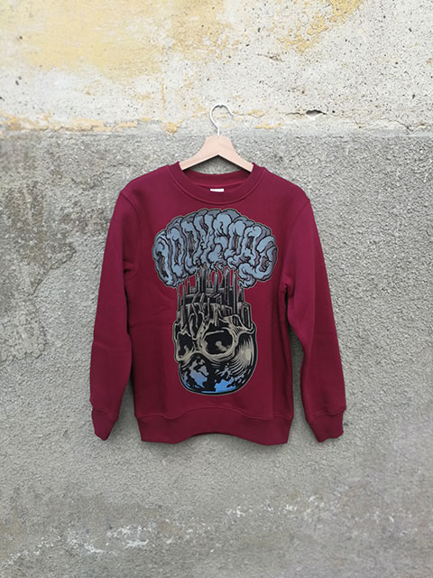 DOOMSDAY INDUSTRY CREWNECK