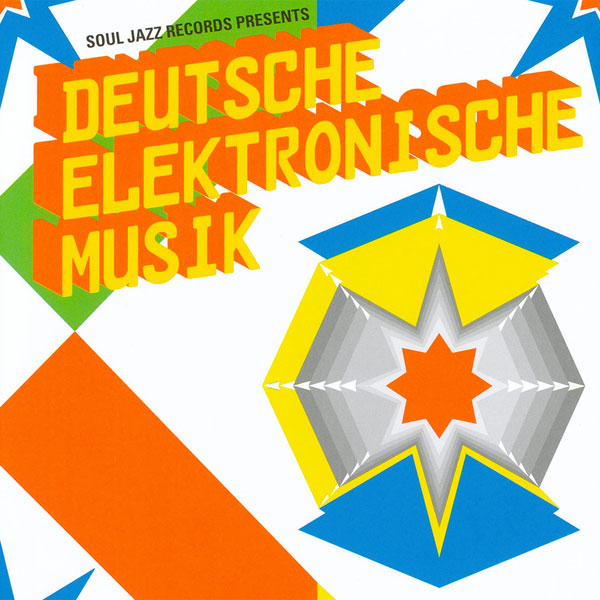 VVAA ‎– Deutsche Elektronische Musik (Experimental German Rock And Electronic Musik 1972-83) (Record B)