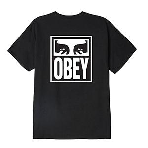 OBEY EYES ICON 2 BASIC T-SHIRT