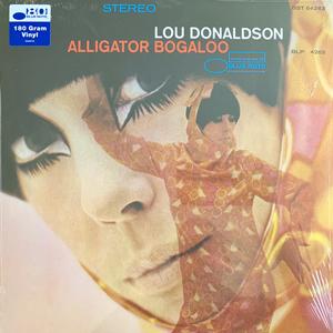 LOU DONALDSON – ALLIGATOR BOGALOO