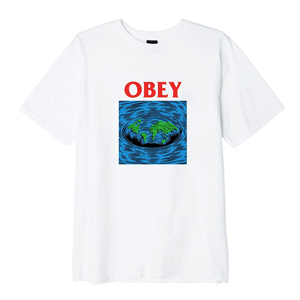 OBEY WORLDPOOL BASIC T-SHIRT