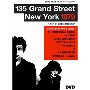 135 GRAND STREET NEW YORK 1979 – DVD