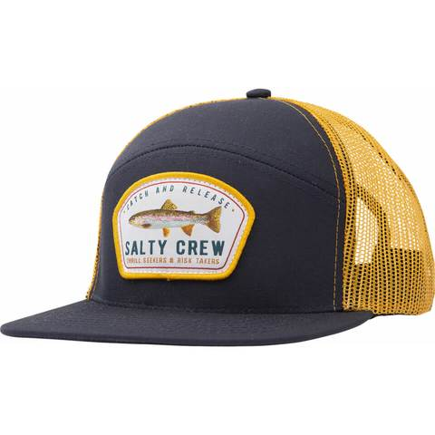 SALTY CREW CATCH AND RELEASE TRUCKER