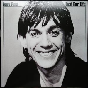 IGGY POP – LUST FOR LIFE