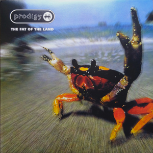 THE PRODIGY ‎– THE FAT OF THE LAND