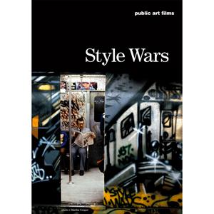 TONY SILVER – STYLE WARS DVD