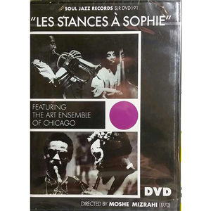 ART ENSEMBLE OF CHICAGO – LES STANCES A SOPHIE DVD