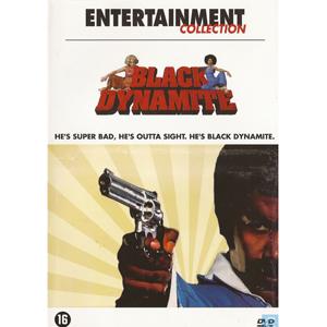 SCOTT SANDERS – BLACK DYNAMITE DVD