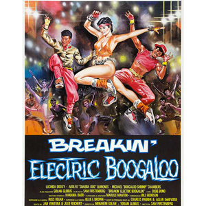 BREAKDANCE 2: ELECTRIC BOOGALOO – DVD