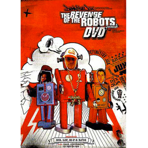 THE REVENGE OF THE ROBOTS – DVD