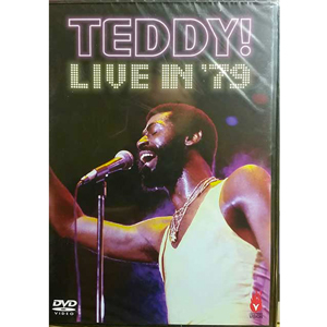 TEDDY! LIVE IN '79 – DVD