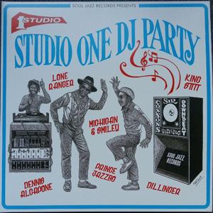 VVAA – STUDIO ONE DJ PARTY