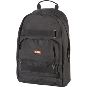 ZAINO GLOBE THURSTON BACKPACK BLACK