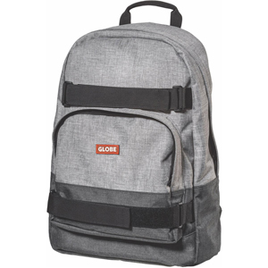 ZAINO GLOBE THURSTON BACKPACK GREY MARLE